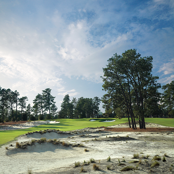 This year's U.S Open site is the very private Congressional Country Club in Maryland, which will be followed by the equally exclusive Olympic Club in 2012 and Merion Golf Club in 2013. However, U.S. Open sites don't always turn the snooty dial up to 11. Here are four other public/resort venues that have hosted the national championship, and another pair that will in the next six years. Check 'em out:                                                      Pinehurst No. 2                           Pinehurst, N.C.                           Years/Champions: 1999 (Payne Stewart), 2005 (Michael Campbell), 2014                           pinehurst.com | 800-487-4653 | $370                           A recently completed renovation by Bill Coore and Ben Crenshaw — focused on replacing rough with sandy waste areas originally part of the Donald Ross design — is drawing raves three years ahead of the resort's next U.S. Open in 2014.