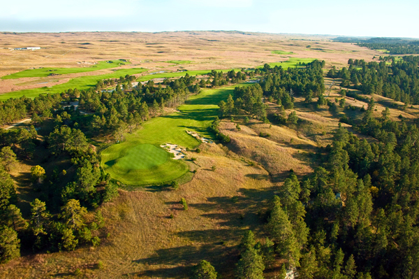 8. The Prairie Club (Pines)                           Valentine, Neb.                           7,403 yards, par 73                           Green Fees: $135-$240                           888-402-1101                           theprairieclub.com