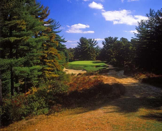 No. 6: Pine Valley, Pine Valley, N.J.                       (No. 1 on Golf Magazine's Top 100 Courses in the World)
