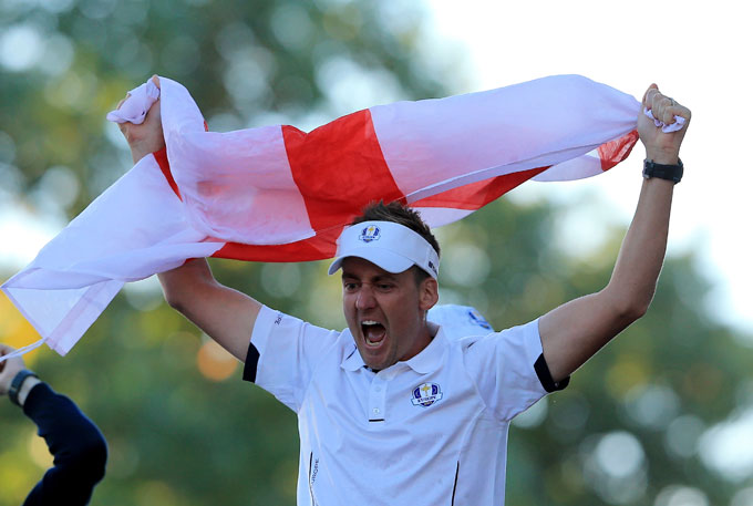Poulter may have been the most obvious captain's pick ever in 2014, largely because he's been a phenomenal captain's pick before, most notably in 2012 when he went undefeated, winning four matches throughout the weekend at Medinah. It was Poulter's victory over Webb Simpson that equalized the Cup standings between Europe and America on a fateful Sunday for Team USA.