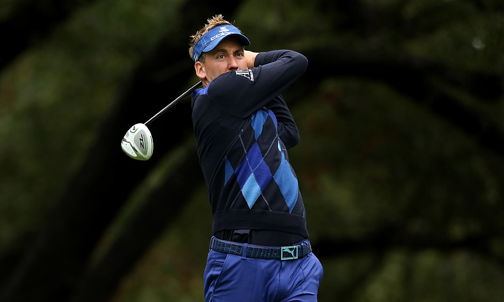 Ryder Cup star Ian Poulter shot a one-over 73.