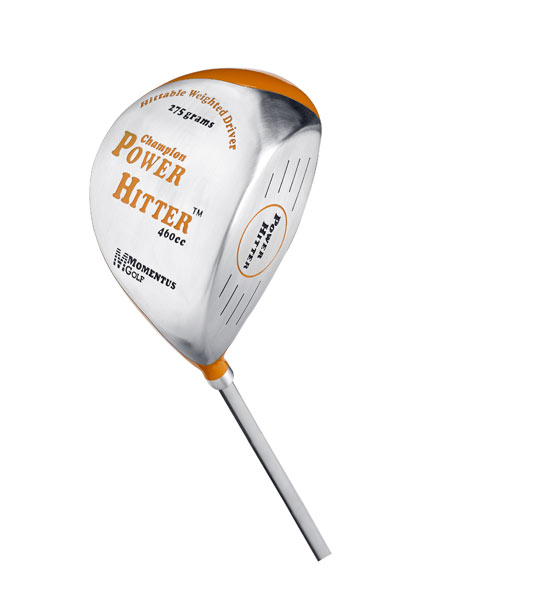 Momentus Power Hitter 275                       $159, momentusgolf.com                       This weighted club from Momentus isn't just for practice swings. The Power Hitter 275 allows you to groove your swing while hitting balls. Momentus also includes a free Power Hitter Lob Wedge with a purchase of a driver.Complete Holiday Gift Guide