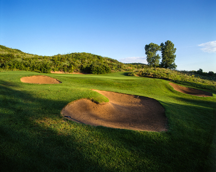 17. Prairie Dunes                           Hutchinson, Kan.More Top 100 Courses in the U.S.: 100-76 75-5150-2625-1