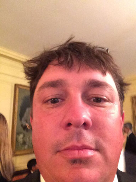 @keeganbradley: This is what happens when u asked @JasonDufner to take a picture of you #duffdaddy    @JillianStacey1