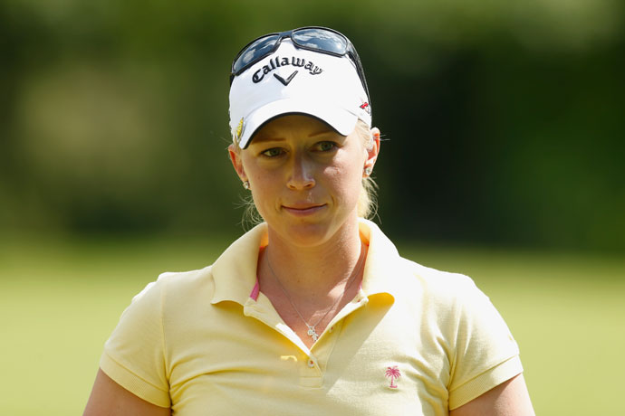 As an amateur, Pressel finished in a tie for second in the 2005 U.S. Women's Open, but has not finished in the top-10 since 2007.