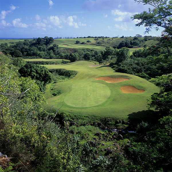 The Prince at Princeville Princeville, Kauai, Hawaii; Robert Trent Jones Jr. (1991) $165-$250, princeville.com