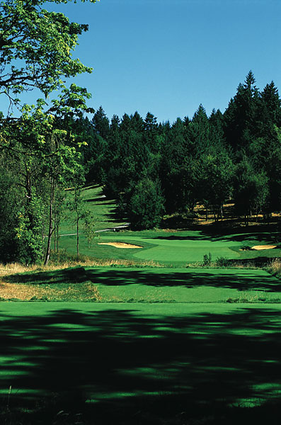 56. Pumpkin Ridge Golf Club (Ghost Creek)                        North Plains, Ore. -- $90-$150, pumpkinridge.com