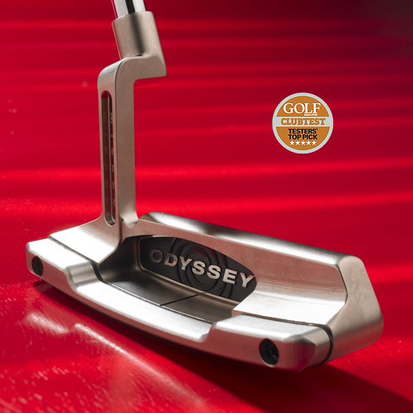"WINNER                                                      Odyssey Black Series #1                           $249; odysseygolf.com                                                      • Go to Equipment Finder profile to tell us what you think and see what other GOLF.com readers said about this club.                                                      Video: ClubTesters on the Odyssey Black Series #1                                                                                                            We tested: 34"", 35""                           Company line: ""Nickel-plated head milled from 1025 carbon steel. Tungsten flange yields a low, deep CG. Designed with 'loft optimization' to produce pure roll characteristics.""                           Our Test Panel says: Extremely soft; makes today's hard balls feel like balata; very little skid; ball springs off large sweet spot; extremely forgiving for heel-toe blade; practically swings itself; sight line not unanimously felt to be effective; distance control is automatic.                                                      Crisp and responsive, lets you know immediately where you make contact. — Jon Dobberstein"