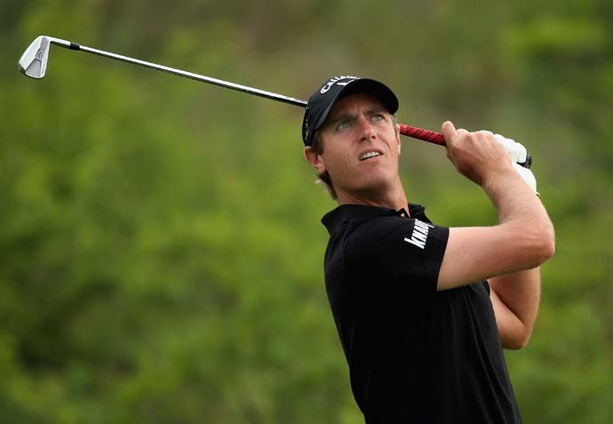 """I'm going to make every sports journal everywhere in the world just because I took a drop in the toilet. It looked stupid but it was the rules and I had to play it that way.""                           --Nicolas Colsaerts after having to take a drop in a restroom at the Volvo Match Play Championship."
