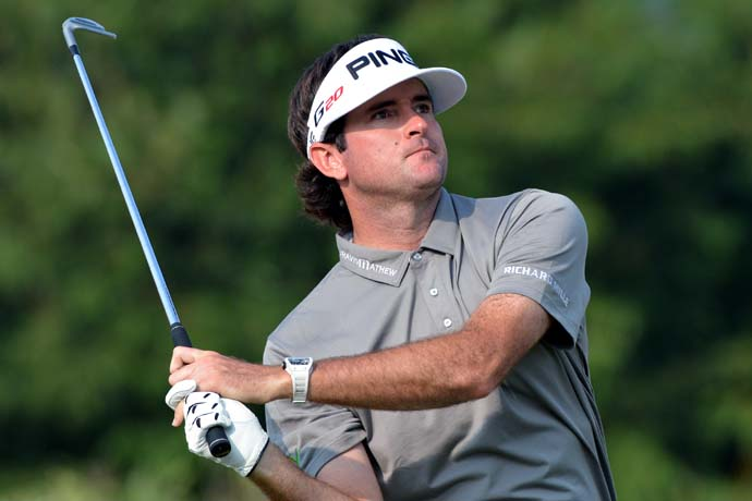 """I think the biggest change in changing a product would be the logo. ... That would be the biggest change because I'm a feel player, so when something is changed like that, I know it.""                       --Bubba Watson on Rory McIlroy changing to Nike clubs."