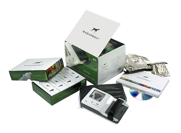 The RadarGolf System                           $199.99, radargolf.com                           Never lose another golf ball with the RadarGolf System. Tiny sensors are placed inside the USGA-conforming golf balls that allow you to pinpoint exactly where your ball has landed. Complete Holiday Gift Guide