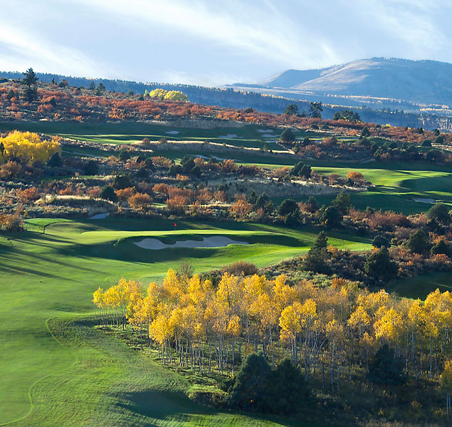 34. Red Sky Ranch Golf Club (Norman)                        Wolcott, Colo. -- $205-$260, redskygolfclub.com