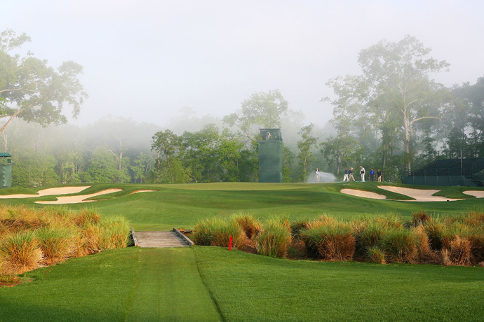 Redstone Golf Club - Tournament Course (redstonegolfclub.com, 281-454-7797, $150)