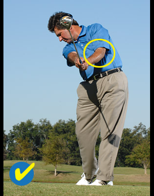 """Make a New Year's resolution to make at least half of your practice time putting!""                           Bryan Gathright, Oak Hills Country Club, San Antonio, Texas                           See Bryan's tip on how to use your elbow to kill your slice here."