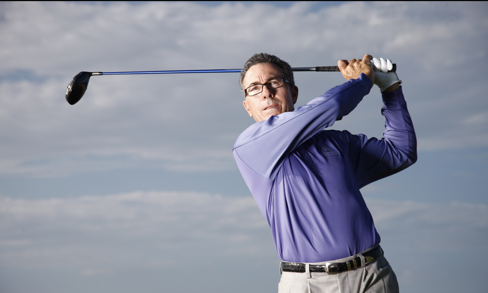 """In 2013, I will cut by handicap by 25% by spending half my practice time on the short game.""                           Keith Lyford, Golf Academy at Old Greenwood, North Lake Tahoe, Calif.                           See Keith's tip on how to use your 5-wood to groove your putting stroke here."