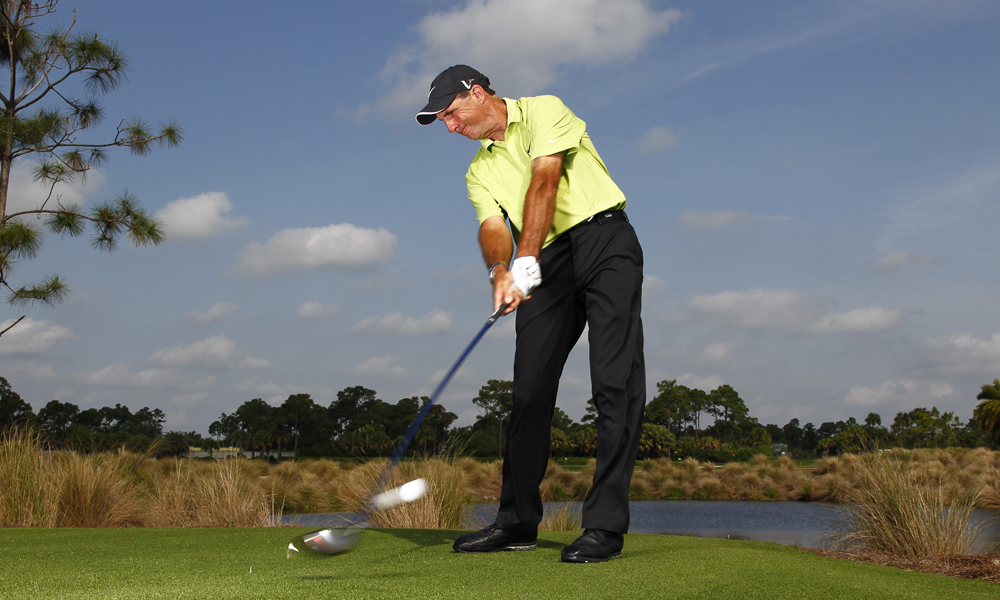 """You need to have a practice menu and stick to it. Preferably your practice menu would entail working two-thirds of your allotted practice time to short-game drills and games and one-third of your time to hitting balls perfecting your swing and shaping shots.""                           Mike Bender, Timacuan Golf Club, Lake Mary, Fla.                           See Mike's tip for getting the most out of your driver practice here."