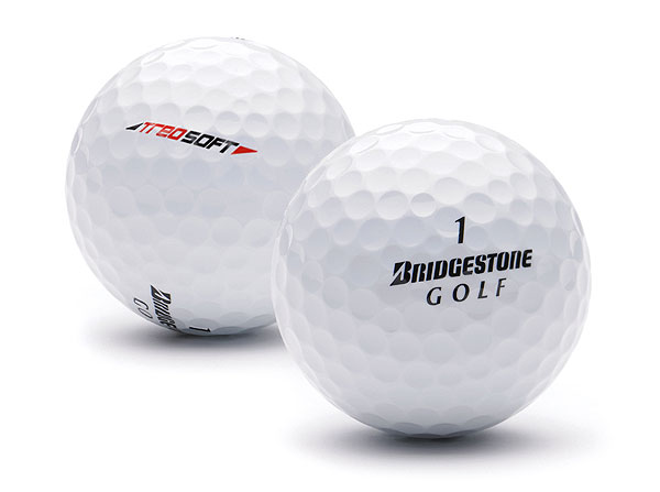 To increase your ball speed, try...                                                      Bridgestone's TreoSoft ball If you've been playing with a Tour-grade ball, it may be time to try a model with a softer compression core like the TreoSoft. Designed specifically to maximize distance for players with moderate clubhead speed, the TreoSoft features Bridgestone's soft gradational compression core technology that allows for better energy transfer at impact. $21.99/dozen, bridgestonegolf.com