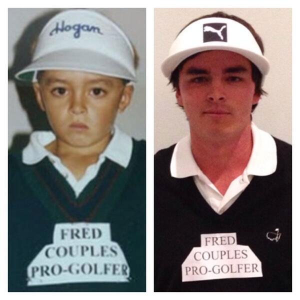 @RickieFowlerPGA: 1996 to 2014 #FBF #FredCouples #TourVise
