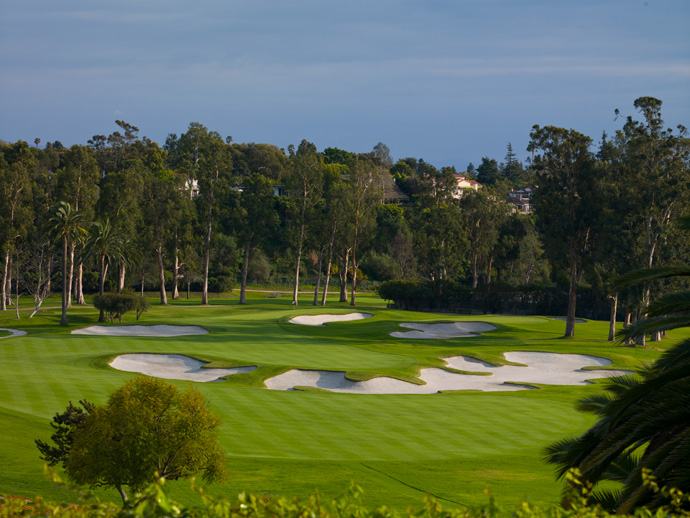33. Riviera                       Pacific Palisades, Calif.                       More Top 100 Courses in the World: 100-76 75-5150-2625-1