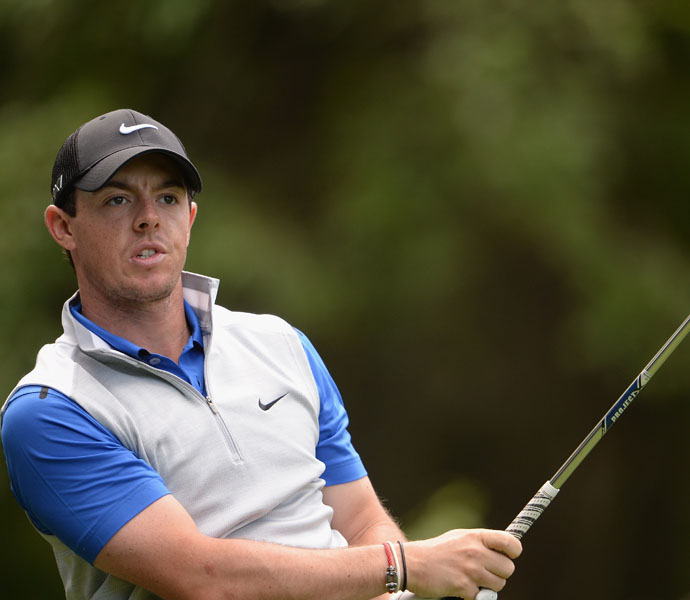 Rory McIlroy has watched his game go in all sorts of directions this season.