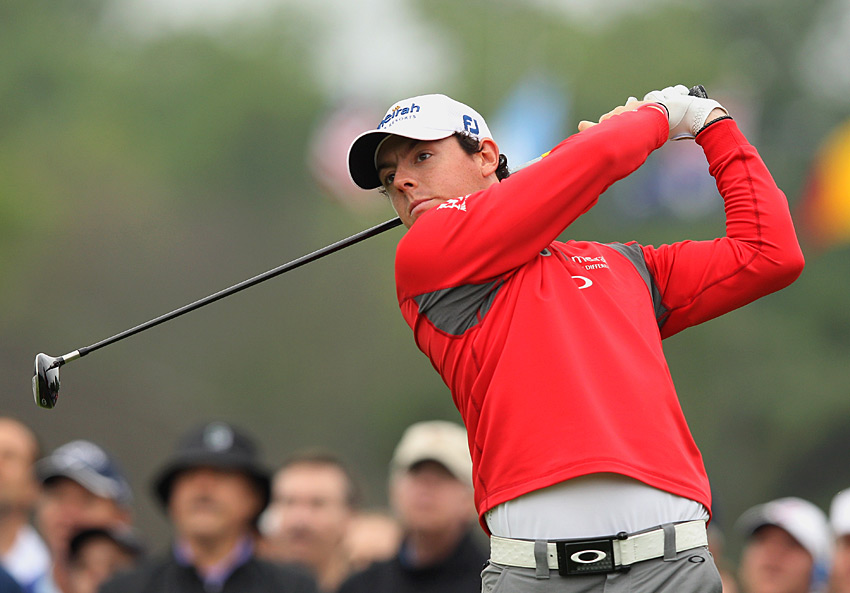 After a 79, Rory McIlroy missed his third straight cut.