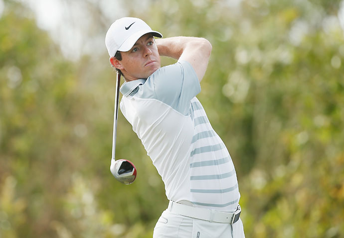 """""""Jack Nicklaus, Arnold Palmer, Seve Ballesteros, Lee Trevino, Nick Faldo, these guys only come along every once in a while and Rory has now arrived and is here to stay.""""                       --Former European Ryder Cup captain Sam Torrance on Rory McIlroy."""