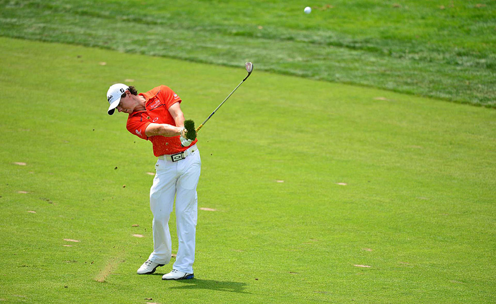 After his win at the PGA, McIlroy reclaimed the No. 1 ranking.