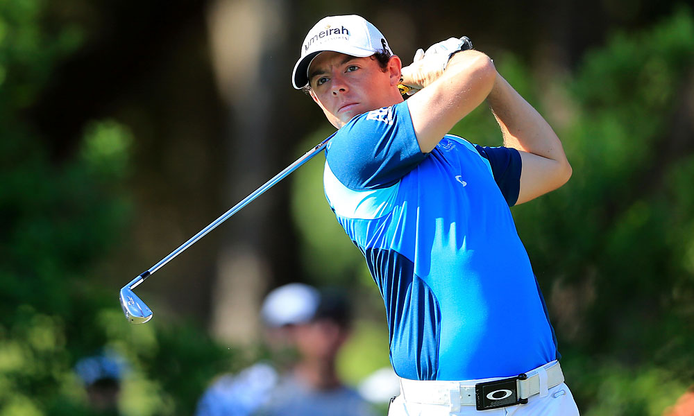 Rory McIlory missed the cut for the third time at Sawgrass.