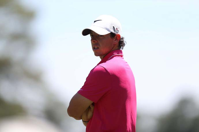 Rory McIlroy: C-                       Cameron Morfit says:He was 3 under and well in contention through the first six holes of the third round, but without warning went 8 over par for his last 12 holes and signed for a ghastly 79. That the trendy pre-tournament favorite bounced back with a final-round 69 was entirely inconsequential. Plain and simple, McIlroy, who was coming off a runner-up finish in Texas, was a disappointment.