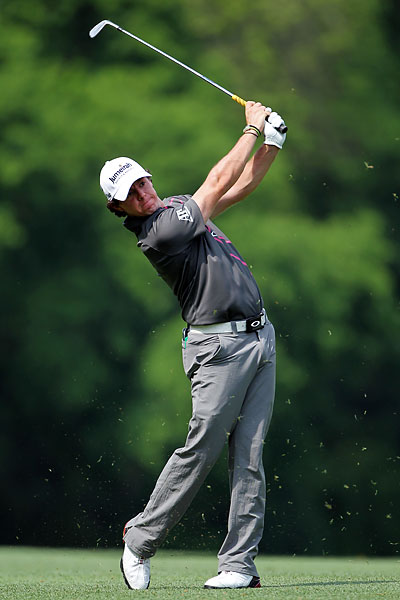 McIlory hopes to make a comeback after his performance at the 2011 Masters.