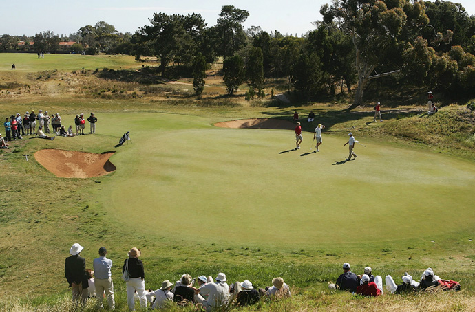 99. Royal Adelaide                           Adelaide, Australia                           More Top 100 Courses in the World: 100-76 75-5150-2625-1