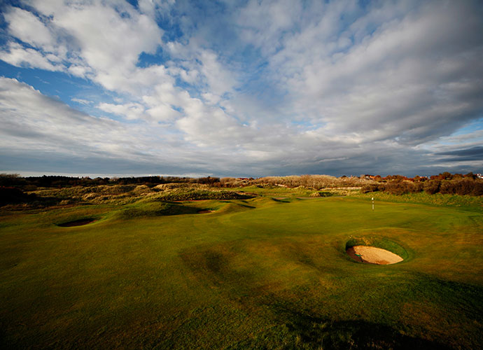 11. Royal Birkdale, Southport, England: Ranked No. 31 in the world, this nine-time British Open site rolls through the Lancashire coast with valley-type holes that ramble between the dunes, rather than up and over them.