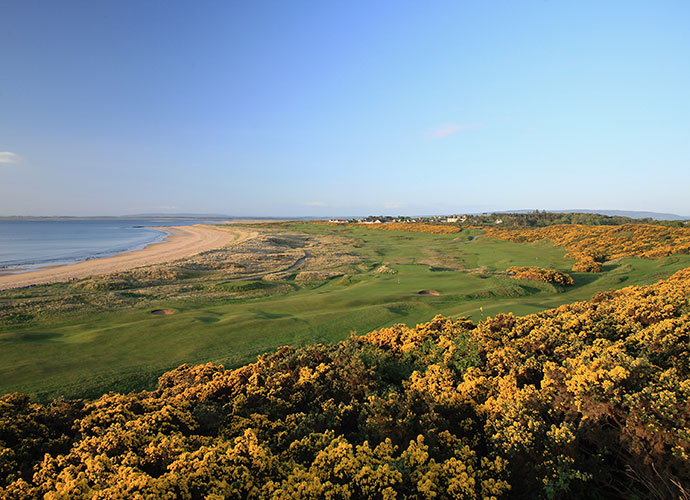 "Royal Dornoch Golf Club (Championship), Dornoch [011-44-1862-810219, royaldornoch.com]: Ranked No. 14 in the World, the course where Donald Ross learned his craft is a superior seaside links in the Scottish Highlands, where cleverly contoured plateau greens place a premium on proper angles of approach and on precise chipping. After Tom Watson played here prior to his 1980 Open win at Muirfield, he remarked that the experience was ""the most fun I've ever had on a golf course."""