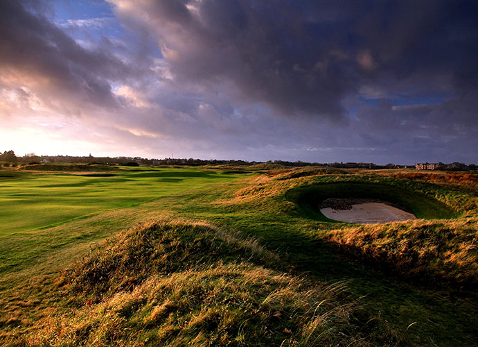 "9. Royal Lytham & St. Annes, Lytham St. Annes, England; Opens: 1926, 1952, 1958, 1963, 1969, 1974, 1979, 1988, 1996, 2001, 2012                                   Roughly 200 bunkers menace this rugged links. One of them in particular, in the left-center of the 18th fairway, cost Adam Scott the 2012 Open. There are no views of the sea here, but the wind and vegetation shout ""seaside."" Best of all at Lytham was Spaniard Seve Ballesteros, who won here in 1979 and 1988."