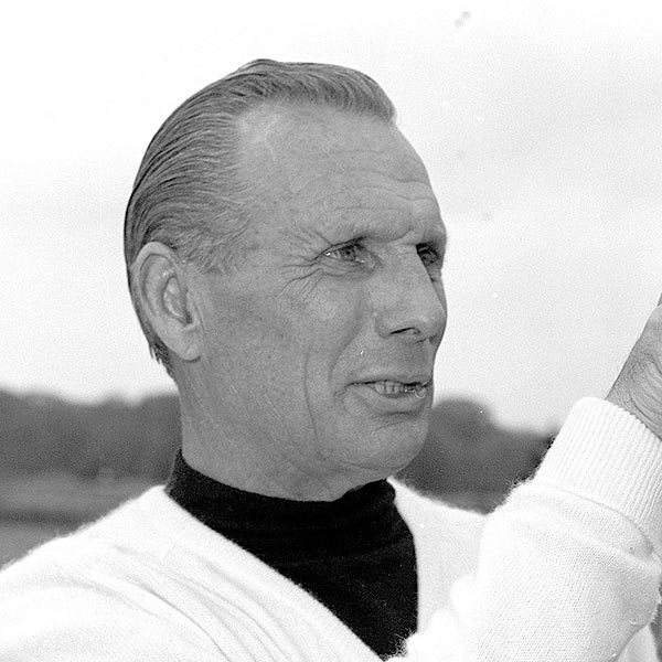 Europe                           Max Faulkner                           Record: 1-7-0                           To his credit the 1951 British Open champion drew tougher opponents than Kimbo Slice (see Ben Hogan, Sam Snead and Jack Burke, Jr.).