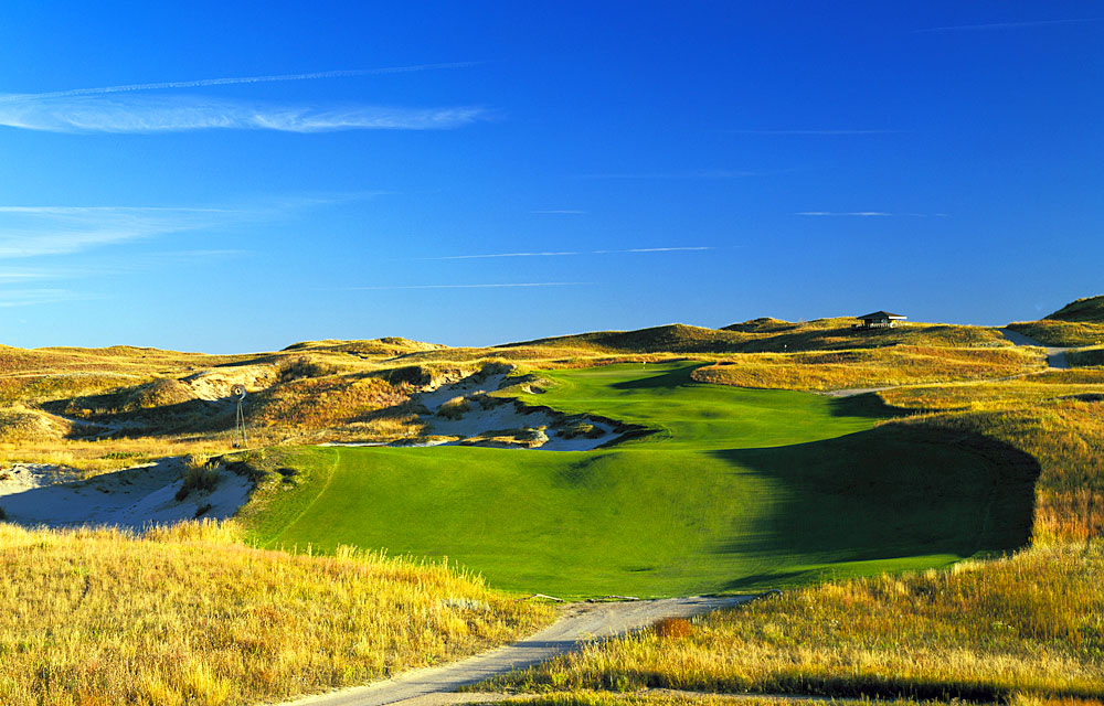 Sand Hills Golf Club                           Mullen, Neb.                           No. 11 World, No. 8 U.S.