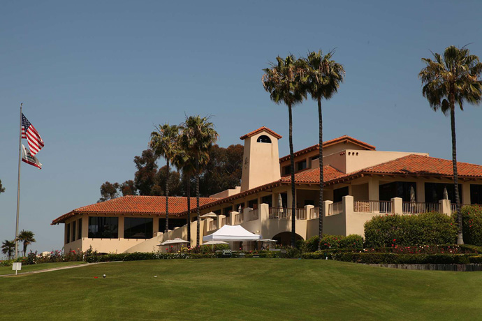 "5. San Diego Country Club -- Chula Vista, Calif.                       Casper says: ""It's where I learned how to play golf, and one of the reasons I had success on the PGA TOUR. It's the type of course you learn how to hit every shot because of the rolling fairways. It looks flat, but it's not."""