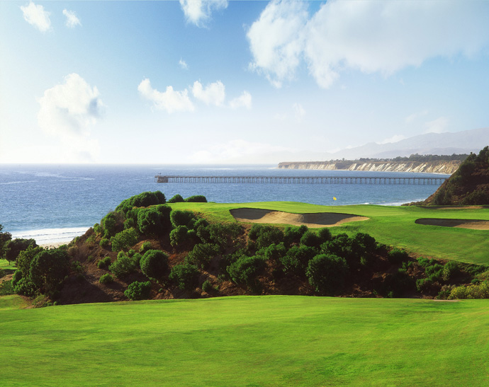 "Sandpiper -- Santa Barbara, Calif. -- sandpipergolf.com                           In this day and age, it's hard to call a coastal golf course ""undiscovered."" But this Santa Barbara beauty is something of a sleeper in a state with a healthy share of seaside gems. The Southern California setting gives it the feel of Torrey Pines, but people often call it the ""poor man's Pebble."" The views are priceless, either way."