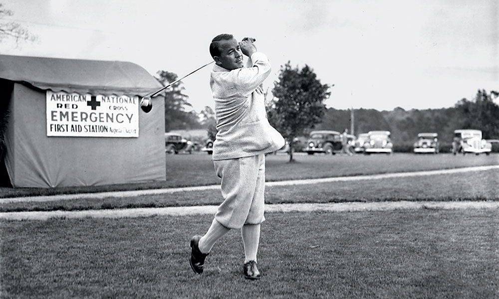 11. Gene Sarazen (February 27, 1902 - May 13, 1999)                       39 PGA Tour wins