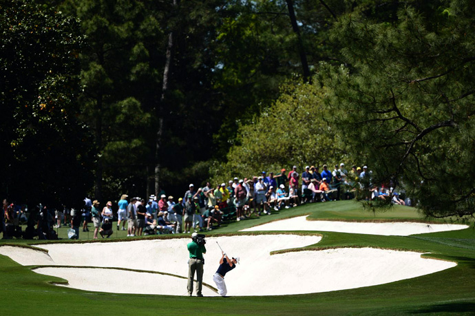 Scott has finished T2 and T8 in the last two Masters.