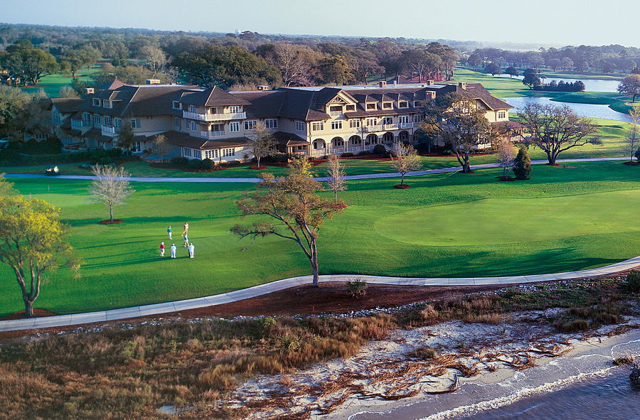 As part of Golf Magazine's 2012 Premier Resorts package, resorts were ranked on four different categories -- golf, lodging, service and food. Here are the 10 best resorts for lodging.                                                      1. Sea Island Resort -- Sea Island, Ga. -- seaisland.com