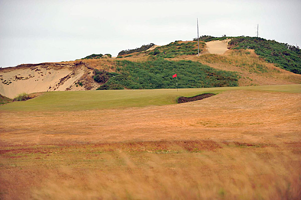 Bandon Dunes was the first course to be made, followed by Pacific Dunes, Bandon Trails and finally Old Macdonald, which was opened this year.