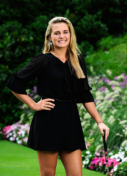 Alexis 'Lexi' Thompson, 15, golfer, LPGA Tour                           Qualified for the U.S. Women's Open at age 12, turned pro this                           past June and a month later finished just a shot back at                           the Evian Masters. The LPGA hasn't had a young player grab                           the public's interest and hold it since Nancy Lopez back in the                           1970s. Maybe Lexi can do it.
