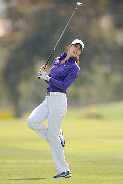 """Michelle Wie, 21, golfer, LPGA Tour                       In 2006, Time named her one of """"100 People Who                       Shape Our World."""" Things didn't quite work out that                       way. She finally won an LPGA event late last year, and                       has been on the bounce—if slowly—since she dumped                       the William Morris Agency as her handler and switched                       to IMG. She went 3-0-1 in the Solheim Cup for the                       U.S. last year, by far her best performance as a pro.                       She's still only 21, even if it feels like she's been                       on the scene for 30 years."""