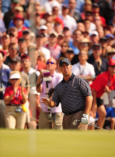 Weekley has become the fans' favorite.