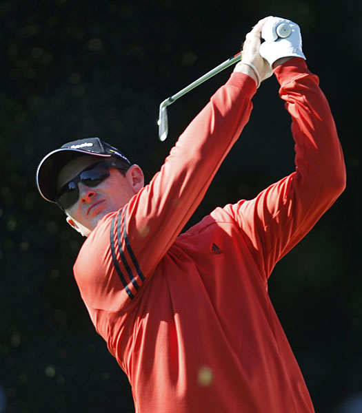 Justin Rose shot a two-under 69 to build a four-shot lead heading into the final round.