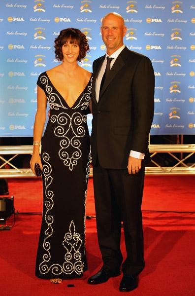Stewart and Lisa Cink.