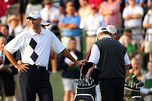 Cink and Campbell made four birdies on the back nine to regain control of the match and eventually win, 1 up.