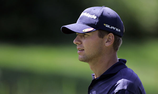 Sean O'Hair made seven birdies and two bogeys to finish at eight under.