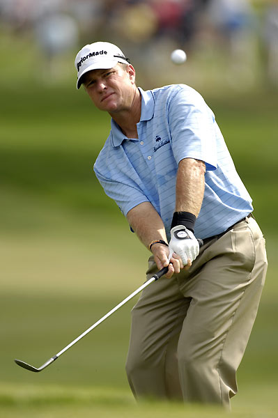 Name: Scott Verplank                           Age: 43                           PGA Tour victories: 6                            Major Victories: 0                           Previous teams: Presidents Cup (2005), Ryder Cup (2002, 2006)                           Records: Presidents Cup (2-2-1 overall: 1-1-0 Four-Ball, 1-0-1 Foursomes, 0-1-0 Singles), Ryder Cup (4-1-0 overall: 1-0-0 Four-ball, 1-1-0 Foursomes, 2-0-0 Singles)